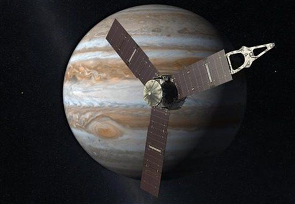 Το Juno θα φτάσει στον Δία το καλοκαίρι